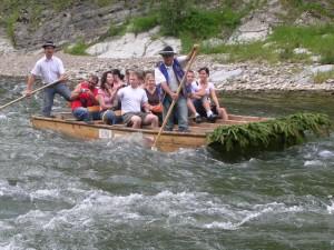 www.mcars.com.pl Dunajec Rafting 2