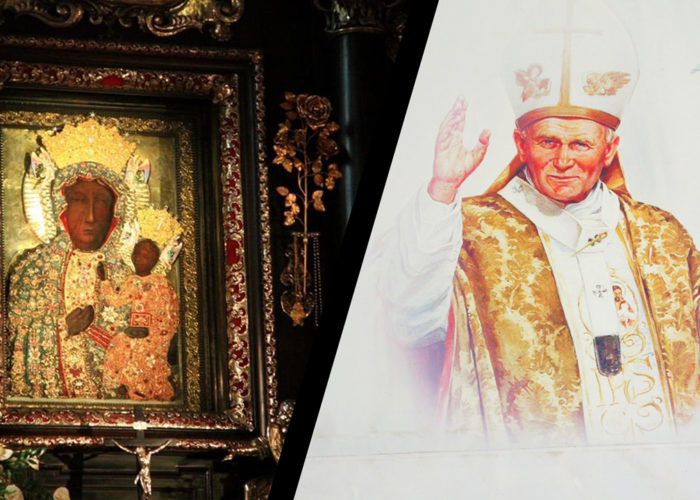 Czestochowa Black Madonna and Wadowice John Poul II Pope 1 day tour trip