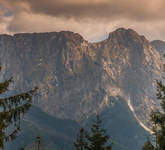 Zakopane Tatras Mountains Sleeping Knight Giewont