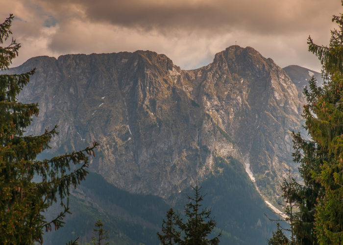 Zakopane Tatras Mountains Sleeping Knight Giewont
