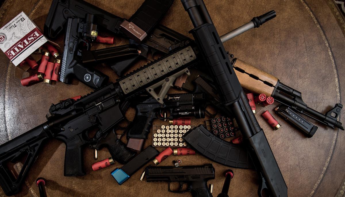 shooting Krakow range transport full packge